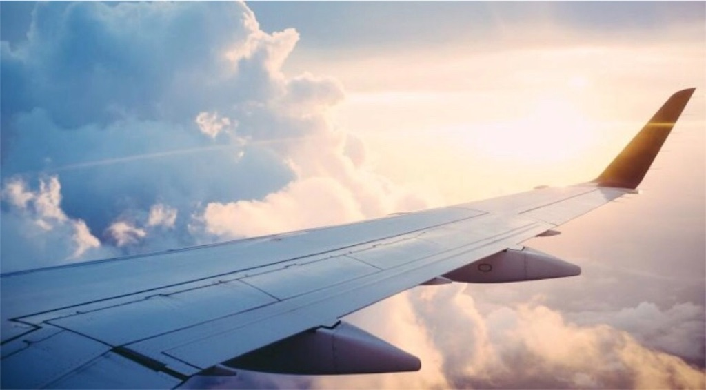 「飛行機 アメリカへ」の画像検索結果