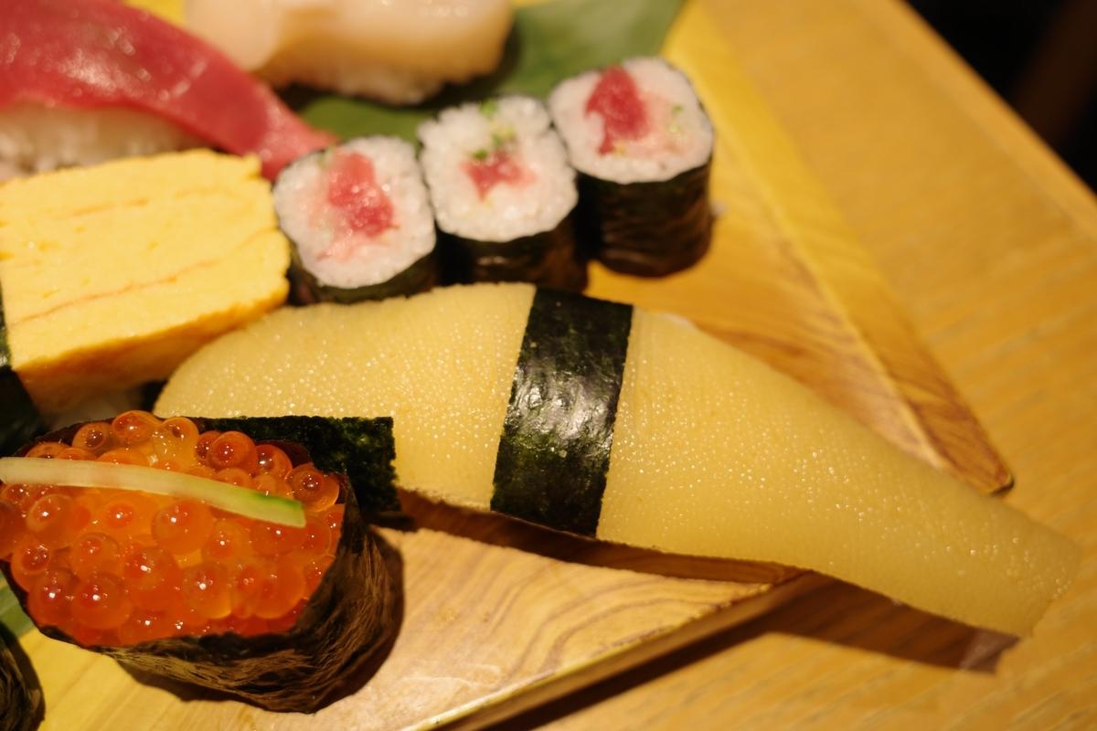 寿司の美登利・数の子