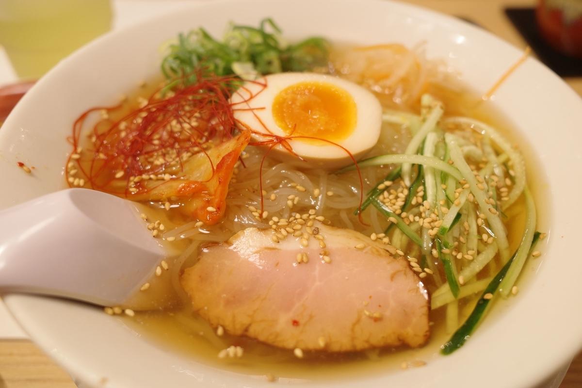 丸源ラーメン 盛岡冷麺