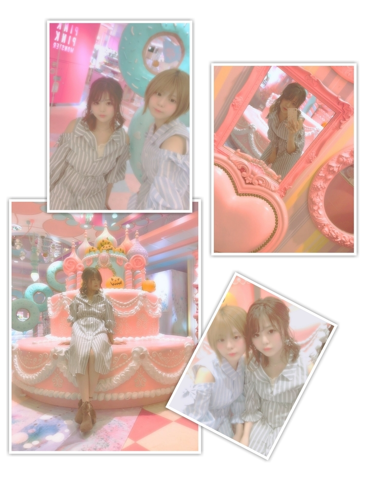anSHE × インスタ映えスポット「moreru mignon(渋谷)」