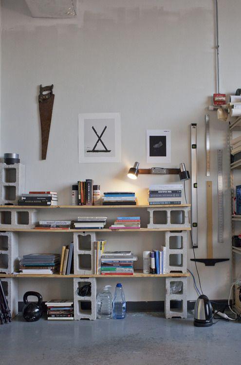 本棚収納DIY2