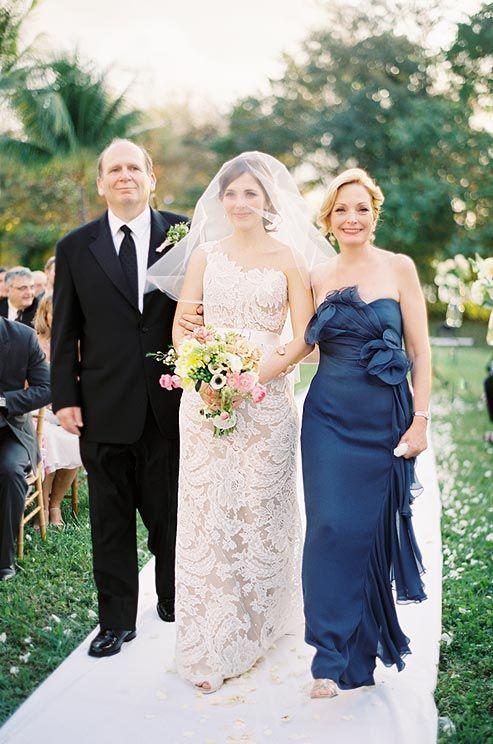 robe mère de mariée bleu longue bustier