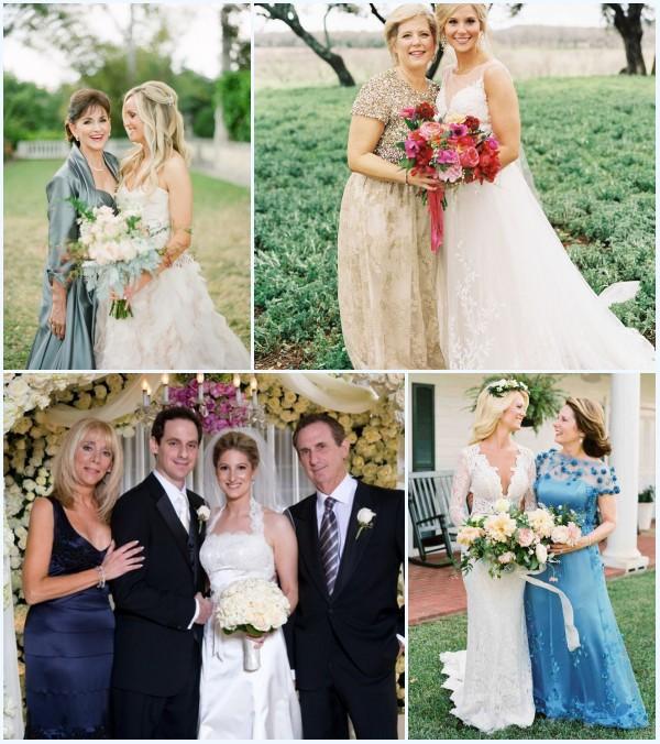 robes mère de mariée habillée