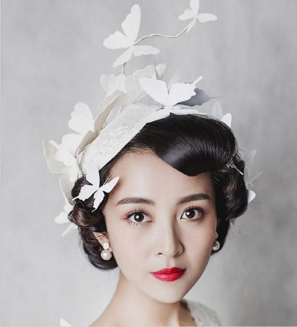 voile de chapeau de mariée