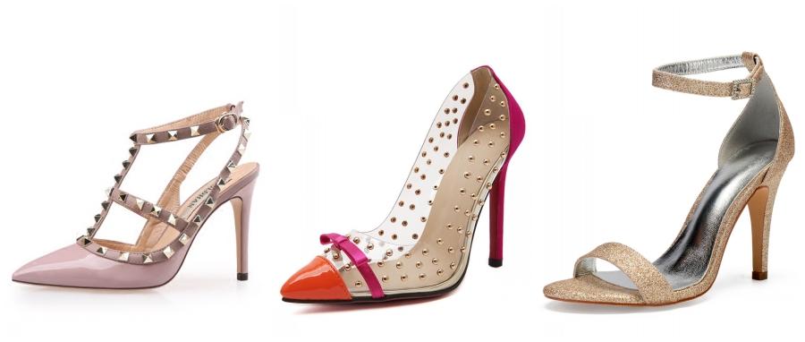 chaussures femme chic talon haut