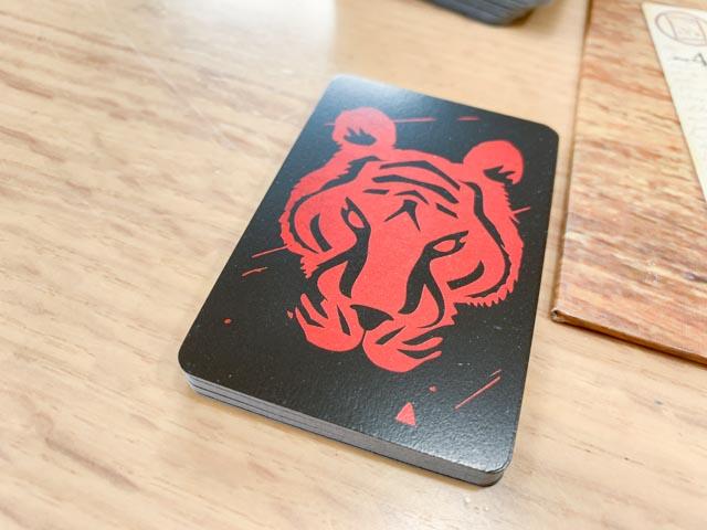 ロビンソン・クルーソー|猛獣カード