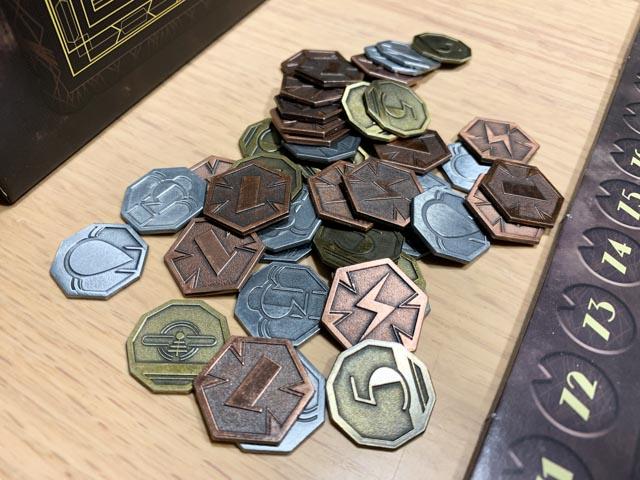 バラージ:メタルコイン