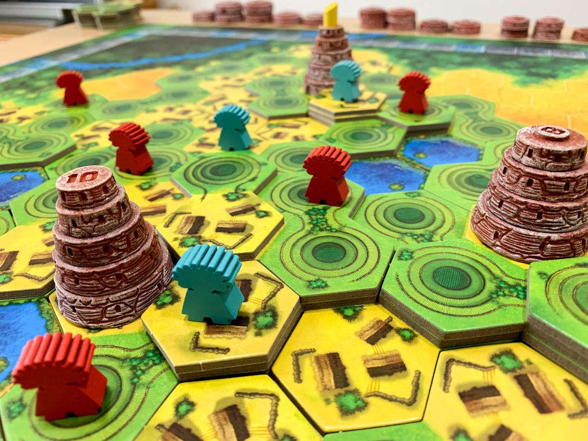 Cuzco(クスコ)|ボードゲーム