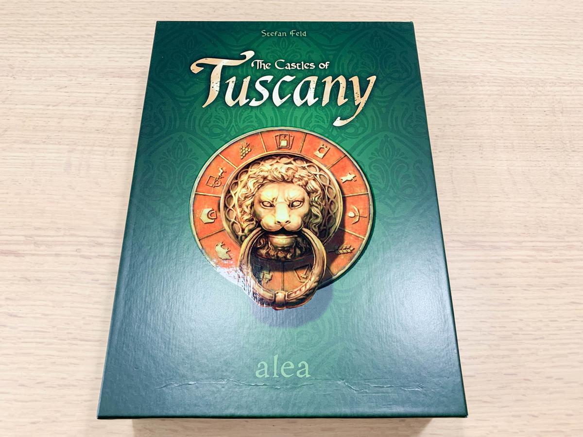 トスカーナの城(The Castles of Tuscany)