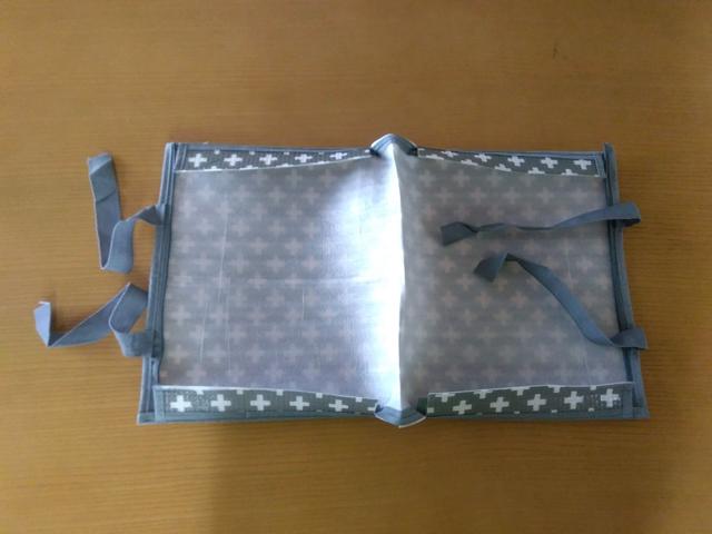 保冷バッグの作り方2