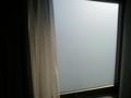 うp漏れ)日本の宿窓から。ビジホ編。今日は木場でした。。。