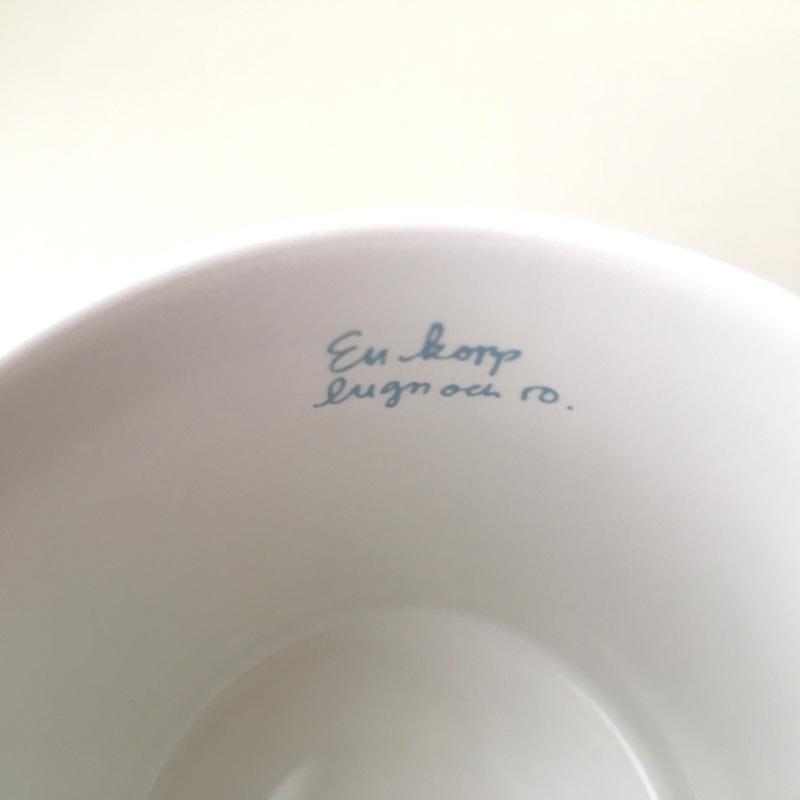 リサラーソン マグカップ