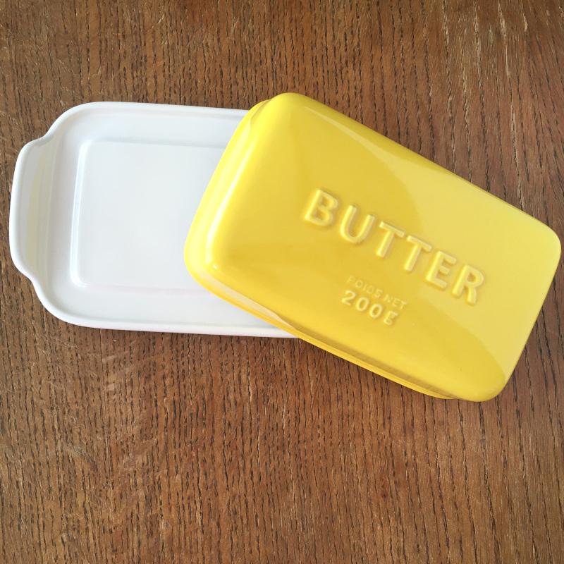 バターケース 陶器