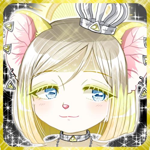 黄色いケモノ獣人イタチ娘