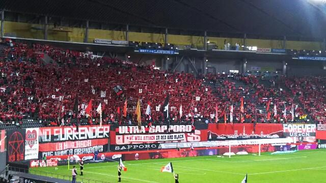 2018ホーム湘南戦