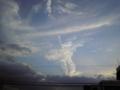 新居浜の空2