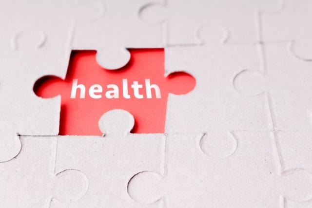 健康パズルイメージ