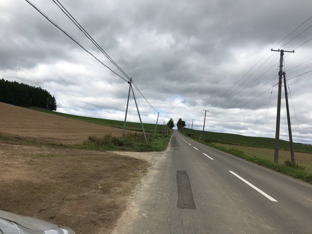 富良野への道