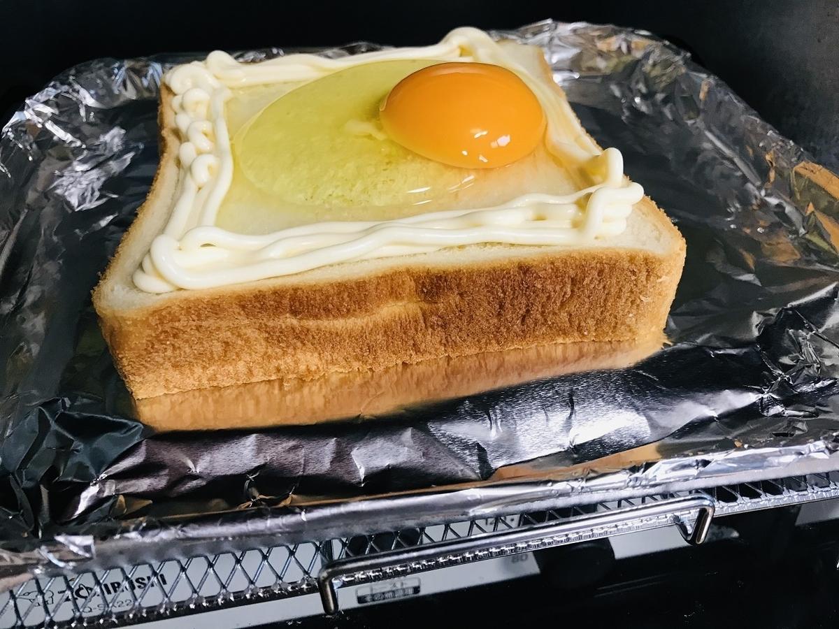 マヨネーズと卵