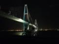 名港トリトンまで夜のポタリング。