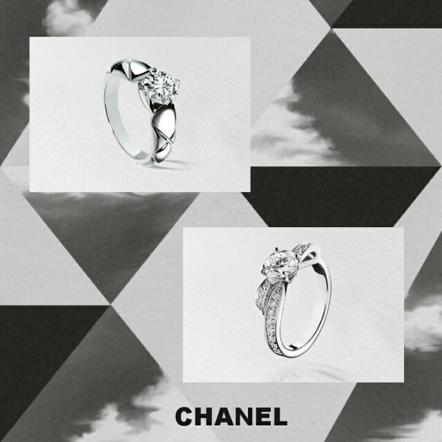7402d862358d 婚約指輪探し♪シャネル編 - 30代の結婚準備!