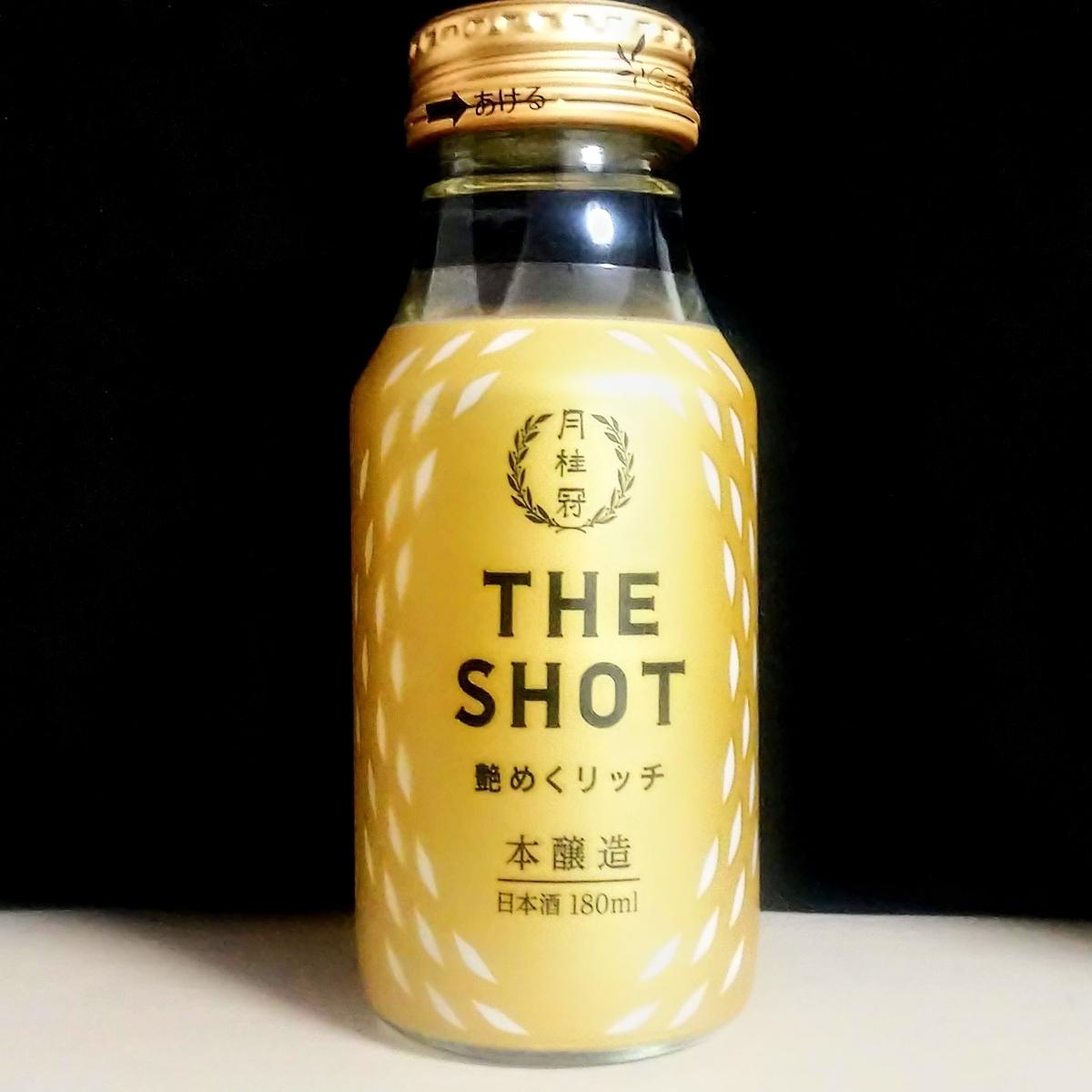 月桂冠 THE SHOT