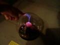異様な形の科学器具(反応時)