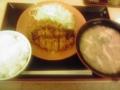 豚汁大好き(;´Д`)