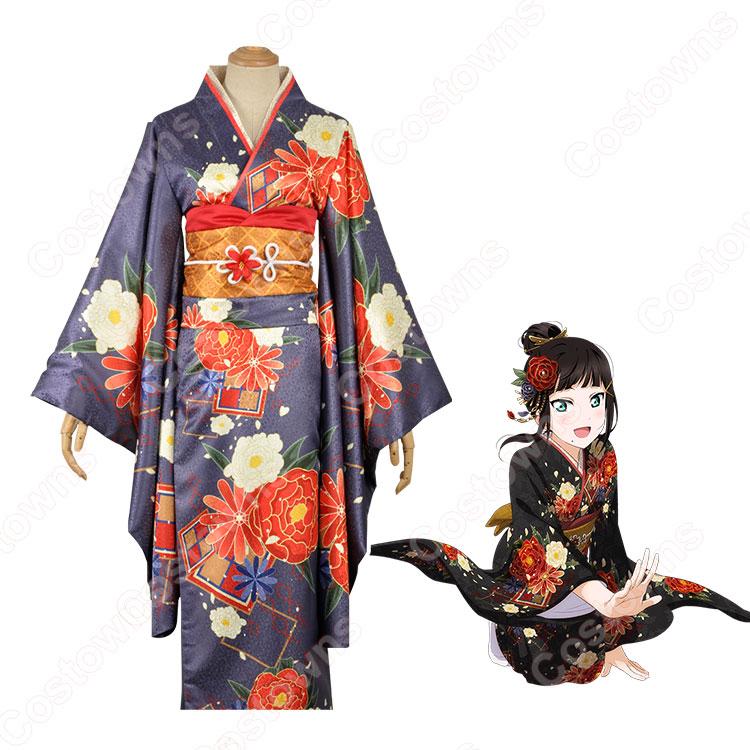 黒澤ダイヤ コスプレ衣装 【ラブライブ!サンシャイン!!】