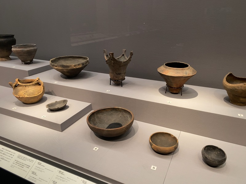 縄文時代後期の土器
