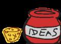 Jar of ideas