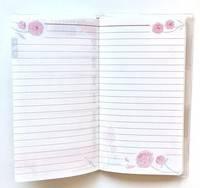 ファンケル花の手帳メモページ2