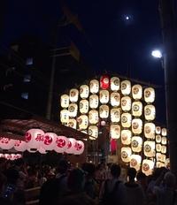 祇園祭 宵山の船鉾