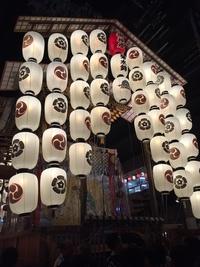 祇園祭 宵山の菊水鉾