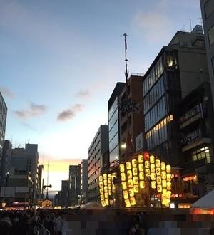 祇園祭宵山 かんこぼこ