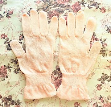 オルビス おやすみ手袋(おやすみベール手袋)
