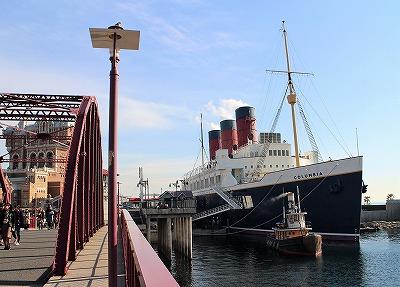 豪華客船S.Sコロンビア号