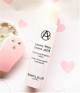 アンプルール ラグジュアリーホワイトの化粧水