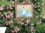 ガーデンミュージアム比叡 花と陶板名画の景色2