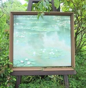 ガーデンミュージアム比叡「睡蓮の庭」