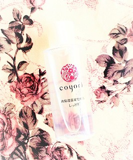 coyori(こより)高保湿温泉化粧水