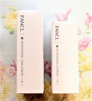 ファンケル ホワイトニング化粧液(薬用美白化粧液)の箱