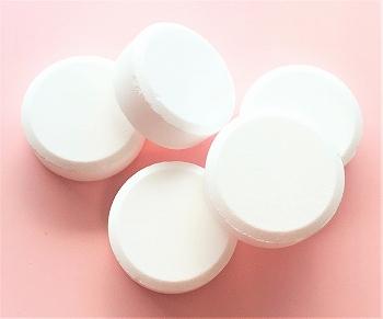 ホットタブ重炭酸湯の錠剤