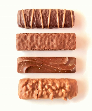 レーマン ルーブリアンのチョコレート菓子4種類