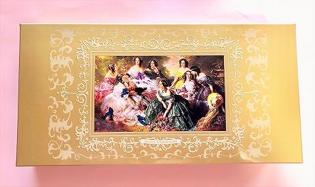 レーマン ルーブリアンの絵画的な箱