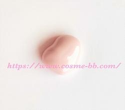 dプログラム 薬用スキンケアベースCCのテクスチャー(ピンク)