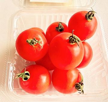 らでぃっしゅぼーやの甘いミニトマト
