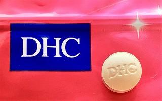 DHC 大豆イソフラボン エクオールのサプリメントの粒