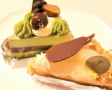 京都市 リプトン三条本店 フクナガのケーキ