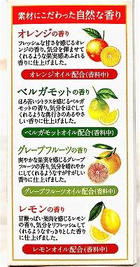炭酸入浴剤 温泡(おんぽう)無添加タイプ ナチュラルシトラスの香り